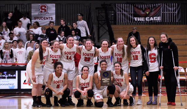 Girls Basketball Wins Regional Championship