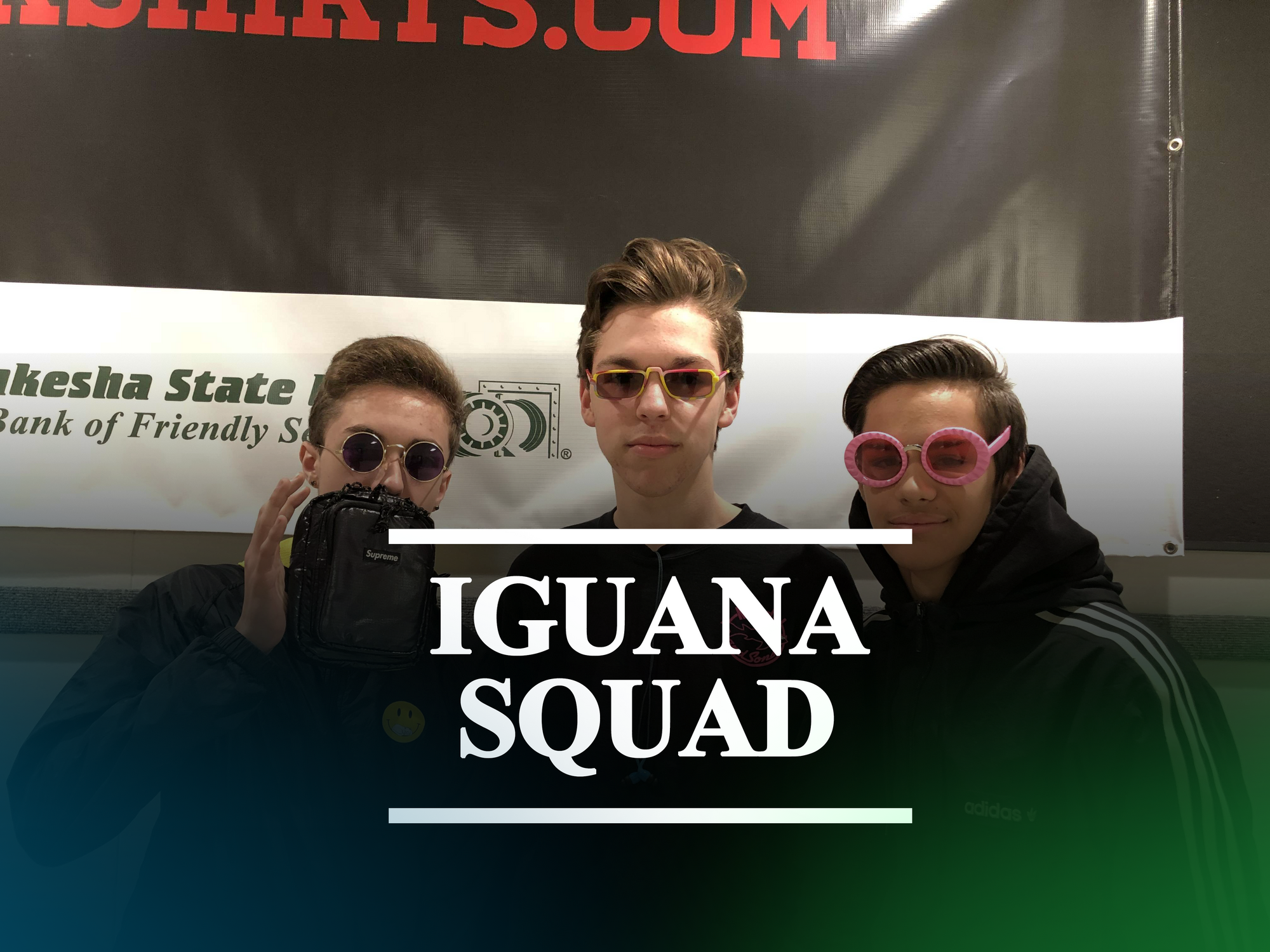 Iguana Squad Exclusive Interview