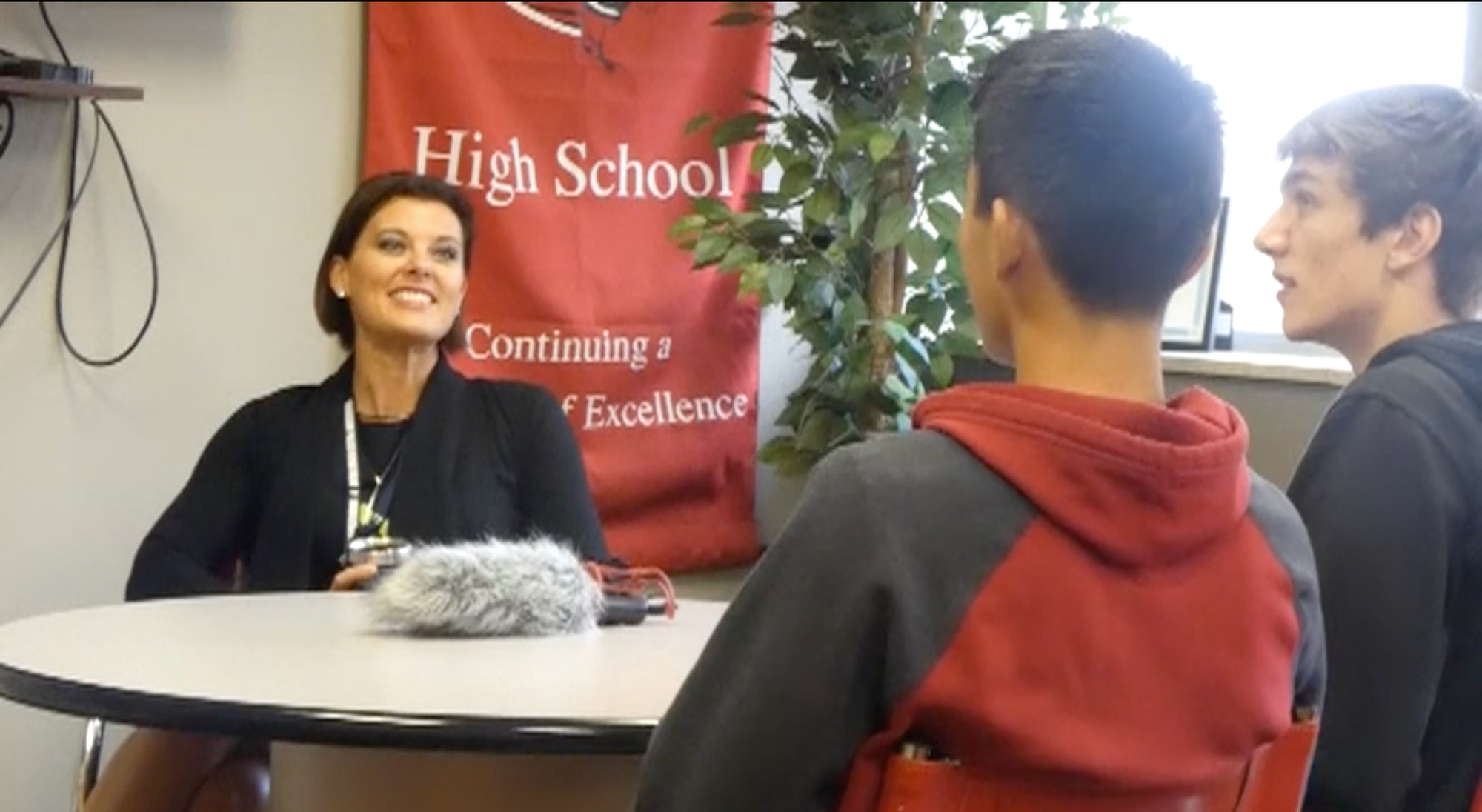 Mrs. Newcomer Interview