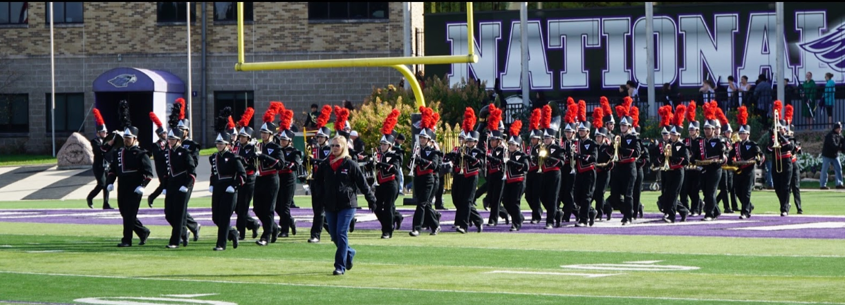Marching Band Travels To State Competition