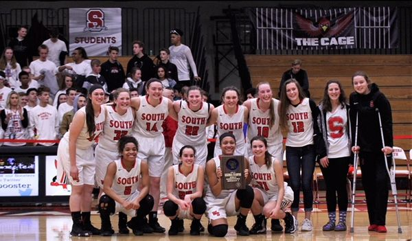Girls Basketball Wins Regional Championship
