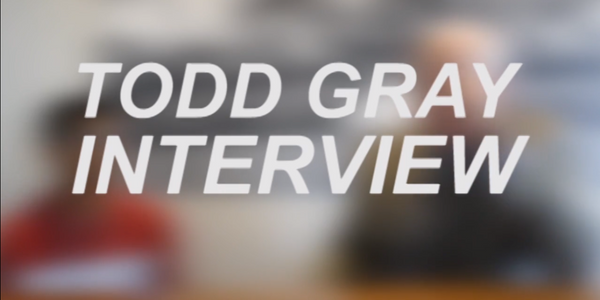Todd Gray Exclusive Interview
