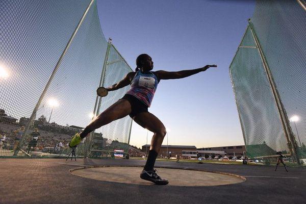 Whitney Ashley - Olympic Athlete Interview